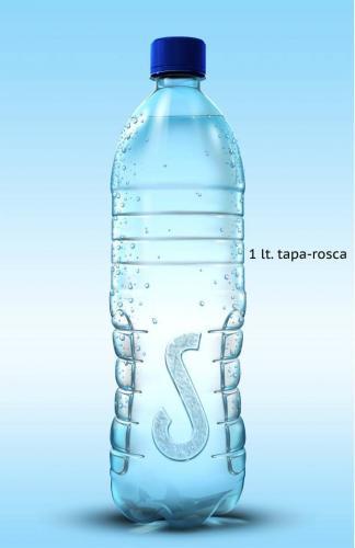 Agua Pura Salvavidas 1Lt tapa rosca