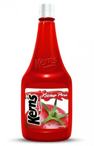 Kern's Ketchup 28 oz Frontal